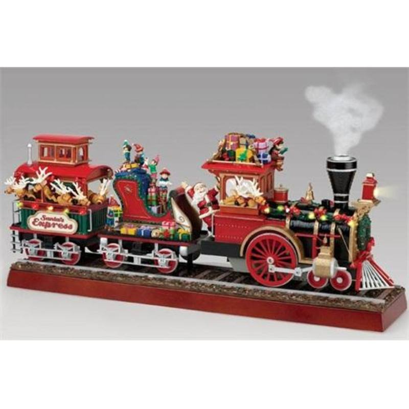 Lighted Santa's Express Musical