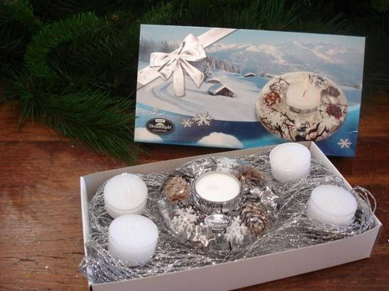 Winter Snow Gift Box set
