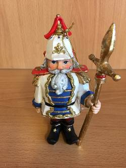 Nutcracker With A Spear