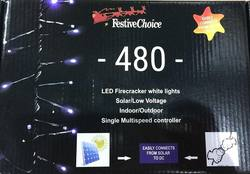 Firecracker Lights - 480  LED  White Lights