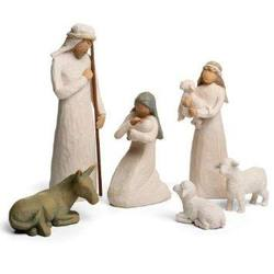 Nativity 6 Piece