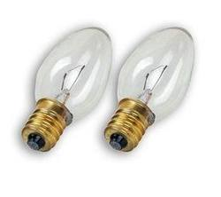 Spare Light Bulbs, Pack Of 2