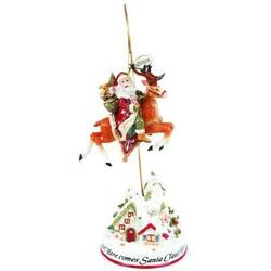 St. Nick Ornament and Stand SPECIAL