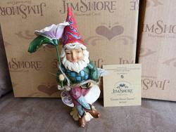 "Gnome on Mushroom ""Gnome Sweet Gnome"""