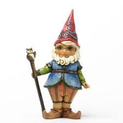 Honey I'm Gnome,  Gnome with cane