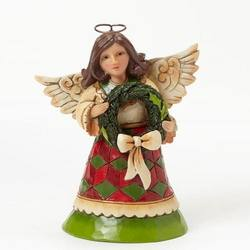 Mini Angel with wreath