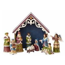 Mini Nativity- set of 10