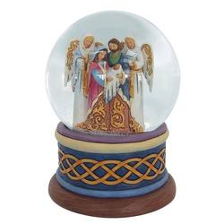 Nativity Snowglobe