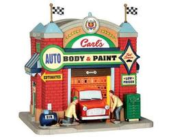 Carl's Auto Body & Paint.