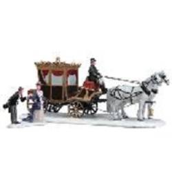 The Duchess Arrives. Set of 2