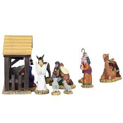 First Christmas Nativity, set of 11