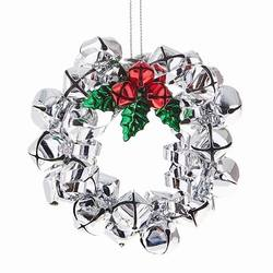 Jingle Bell Wreath - Mini