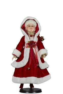 Mrs Claus - Red