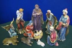 Nativity Set 11 piece