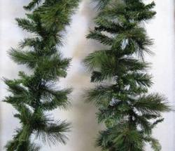 Garland 9ft   Green  Pine
