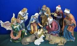 Nativity Set medium