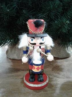 Nutcracker Mini Drum  A